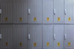 Painel elétrico foto de stock royalty free