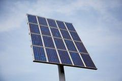 Painel solar Fotografia de Stock