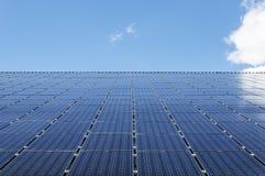 Painel solar Fotografia de Stock Royalty Free