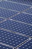 Painel solar Foto de Stock