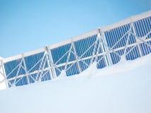 Painel térmico Imagens de Stock Royalty Free