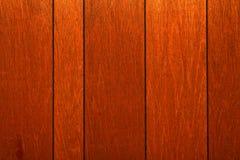 Painelamento de madeira Foto de Stock