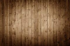 Painéis de madeira Fotografia de Stock