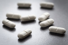 Painkiller Royalty Free Stock Image