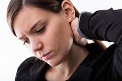 Painkiller wanted for ache and pain Stock Image