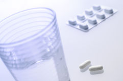 Painkillers Royalty Free Stock Photos