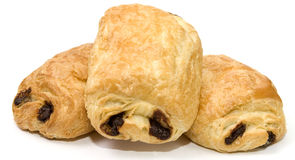 Pains au chocolat Royalty Free Stock Photo