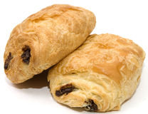 Pains au chocolat Royalty Free Stock Images