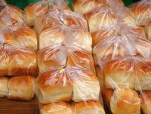 Pains de pain frais Images stock