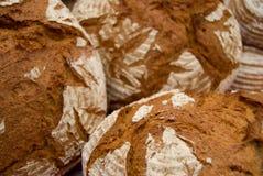 Pains de pain frais Photo stock