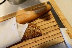 Pains et petits pains Photos stock