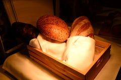 Pains et petits pains Image libre de droits