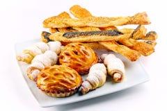 pains frais Photographie stock libre de droits