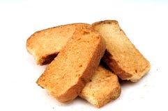 pains grillés Photo libre de droits