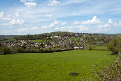 Painswick, Cotswolds travel destination, Gloucestershire, UK Stock Photos