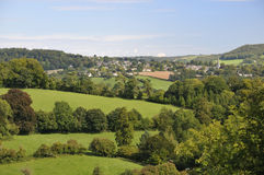 Painswick Valley royalty free stock photos