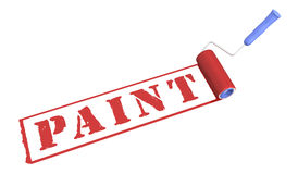 Paint #2 Royalty Free Stock Photos