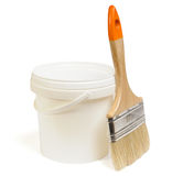 The paint Royalty Free Stock Photos