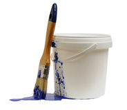 The paint Stock Photography