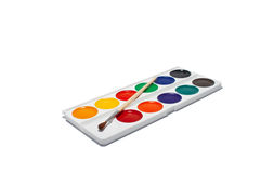Paint Box Stock Images