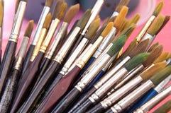 Paint Brush Stock Image