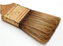 Paint brush. A paintbrush Stock Photography