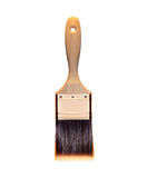 Paint Brush. Professional grade paint brush for use with latex paints. Synthetic bristle Stock Photography