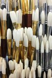 Paintbrush Background Stock Images