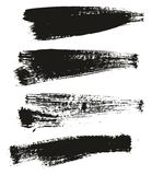 Paint Brush Background High Detail Abstract Vector Background Set 36. This image is a vector illustration and can be scaled to any size without loss of stock illustration