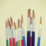 Paint brush Stock Photography