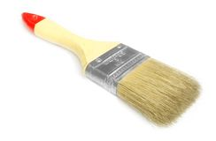 Paint brush. Over white background Royalty Free Stock Image