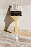 A paint brush stock photos