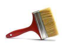 Paint brush on white background Stock Photography