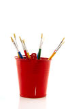 Paint brushes Royalty Free Stock Image