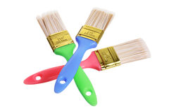 Paint Brushes Royalty Free Stock Image