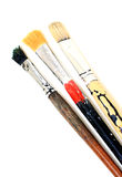 Paint Brushes Royalty Free Stock Photos