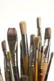 Paint Brushes royalty free stock photos