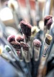 Paint Brushes I Stock Images