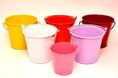 Paint bucket Stock Photography