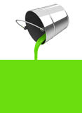 Paint bucket Stock Images