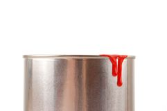 Paint can Royalty Free Stock Photo