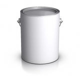 Paint Can. 3d rendered image : Paint Can Royalty Free Stock Photo