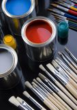 PAINT CAN Royalty Free Stock Images