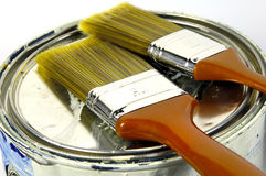 Free Paint Can Stock Photography - 62832