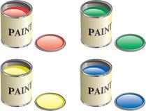 Paint Can Stock Photos