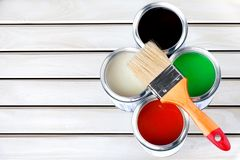 Paint Royalty Free Stock Photography