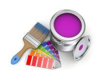 Paint can Stock Images
