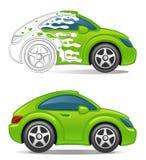 Paint car Stock Photos