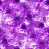 Paint colorful pattern purple water texture abstract color seaml Stock Image