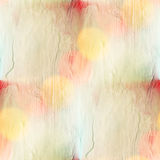 Paint colorful pattern water texture abstract color yellow, gray Stock Image